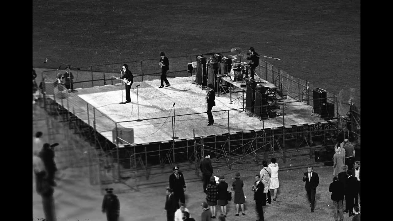 218 Ltimo Concierto De Los Beatles Candlestick Park La