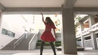 安室奈美恵さんのWHAT A FEELING踊ってみました。 ※著作権でアップでき...