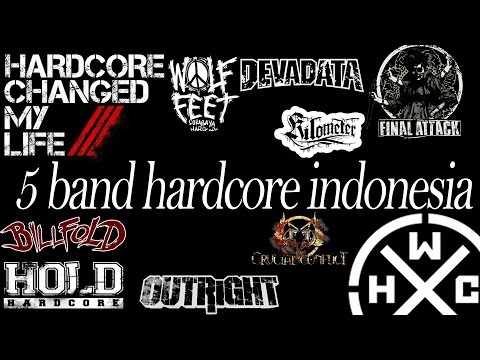 5 band hardcore indonesia terbaik