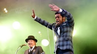 Vintage Trouble - Blues Hand Me Down at Glastonbury 2014