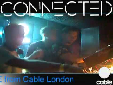 Connected at Cable London 28.07.12 Part One - No Artificial Colours & Jesse James
