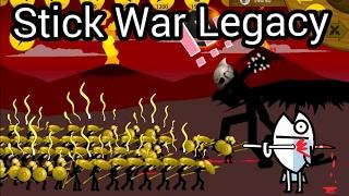 101 Golden Speartons vs Final BOSS! | Stick War Legacy