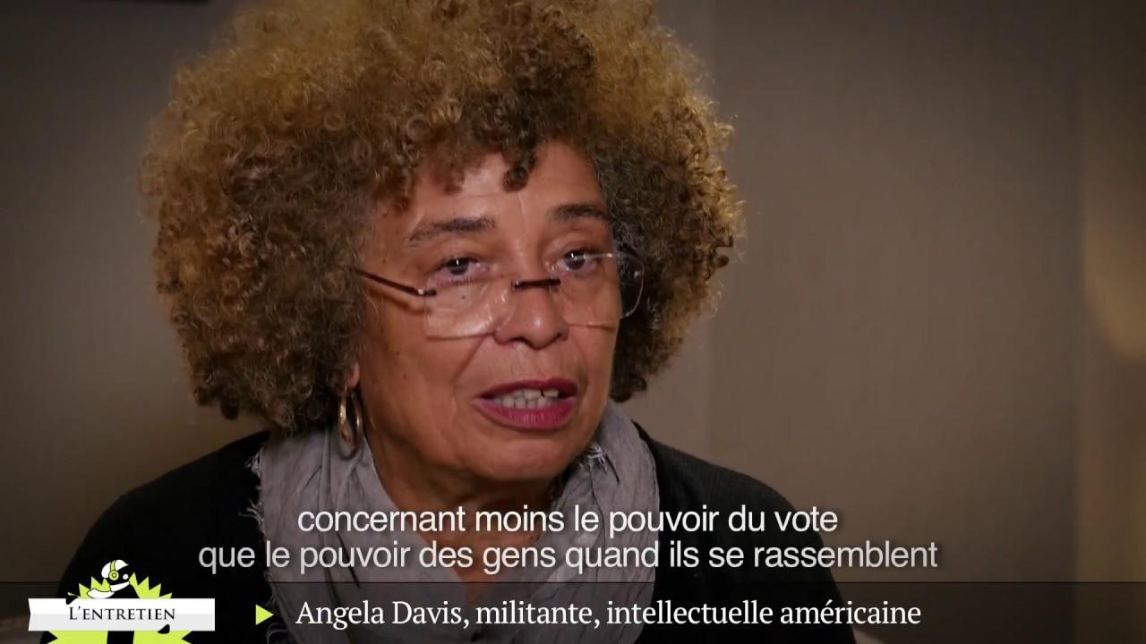 Entretien avec Angela Davis | «Les Etats-Unis sont en train de vivre une contre-révolution»