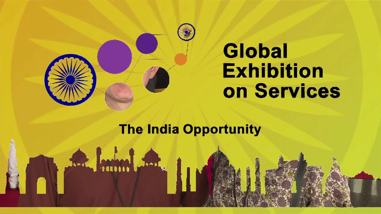 THE GLOBAL EXHIBITION ON SERVICES (GES) 2019.