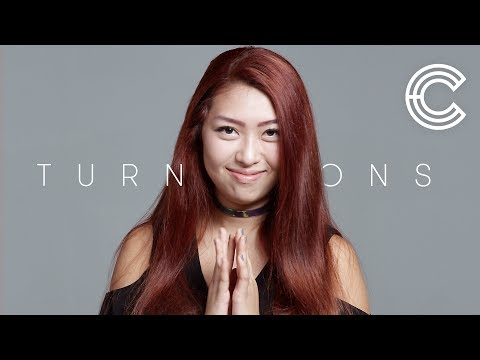 100 People Tell Us Their Turn-Ons | Keep it 100 | Cut