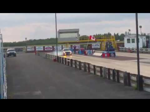 Acura Rsx Type S Stock Mile Drag YouTube - Acura rsx quarter mile