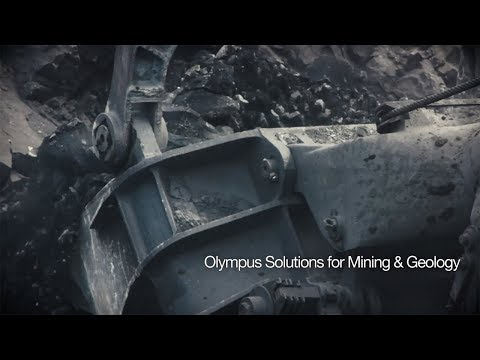 Olympus Solutions for Mining & Geology