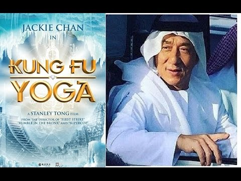 JACKIE CHAN NEW MOVIE KUNG FU YOGA UPCOMING - YouTube