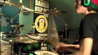 David - 4 Words - B.F.M.V. - Drum Cover