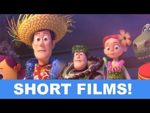 Movie Bytes Toy Story Shorts Hawaiian Vacation Movie Byte Youtube