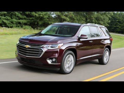 Chevrolet Traverse 2019 Car Review