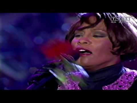 Whitney Houston Sopot 1999 - Heartbreak Hotel