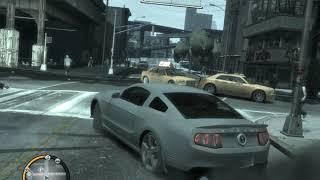 GTA 4 super cars Прохождение - Часть # 12