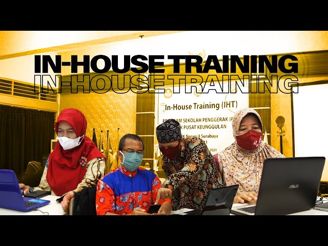 In-House Training ll Program Sekolah Bergerak SMK Pusat Keunggulan