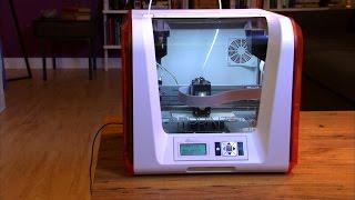 The XYZPrinting Da Vinci Jr. 3D printer is not junior at all