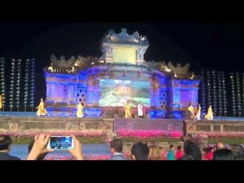2132  2015  Festival  Nghề  Truyền thống  HUẾ  Phụ diễn  2