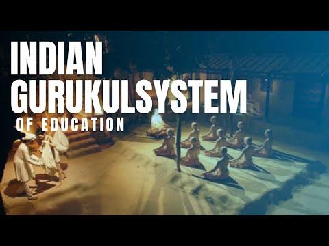 India's gurukul system of education
