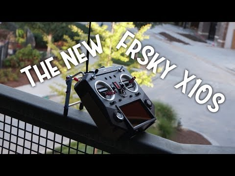 In-depth look at FrSky's NEW  X10S