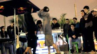 Batallas Raptonda 2014: MORDEKAI vs MANIAK  - Final