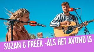 Suzan & Freek - Als Het Avond Is | Live bij Q
