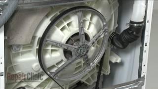 Washer Drive Belt Replacement - Whirlpool Washing Machine (Part #W10388414)