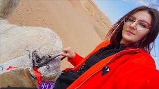 Chinese VLOG Пустыня часть 2