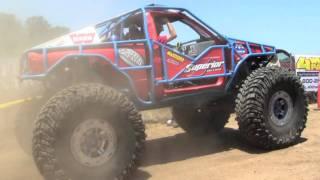 2011 Top Truck Challenge - Tow Test 4