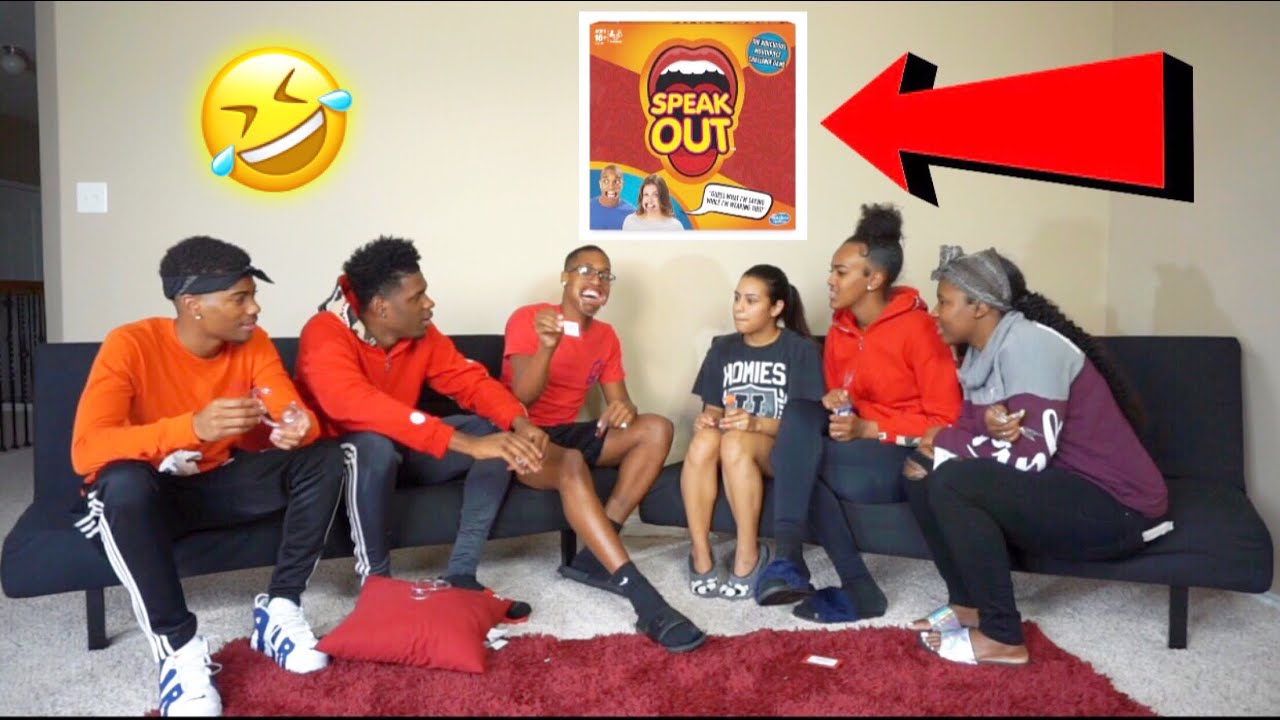 SPEAK OUT LOUD CHALLENGE!! PT. 1 Ft Nique & King and Airi & Tray