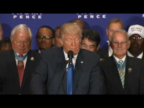 "FULL: Donald Trump ""Birther Conference"" - Watch Trump troll reporters into covering Endorsements"