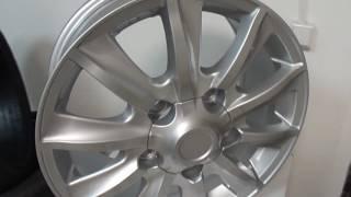 Диски LegeArtis TY43 R17 на Toyota Land Cruiser(, 2016-09-02T08:21:19.000Z)