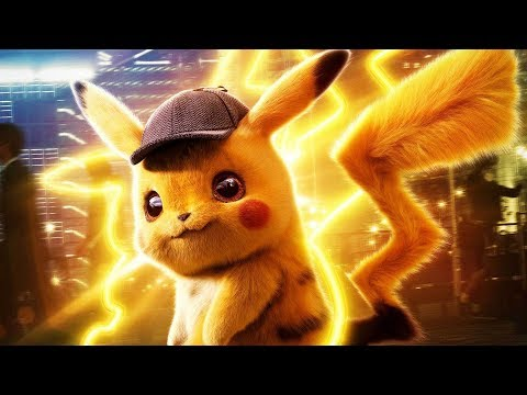 Kygo,Rita Ora - Carry On POKÉMON Detective Pikachu Montage