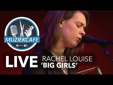 Rachel Louise - 'Big Girls' live bij Muziekcafé