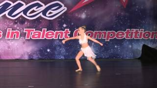 Taylin Beadle- Eyes of Love 6 Years old Just Plain Dancin