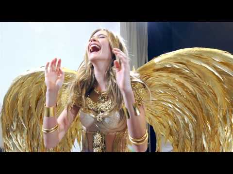Victoria's Secret Fashion Show 2014 Fitting Gilded Angels