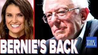 Krystal Ball: Bernie's finally on a winning track