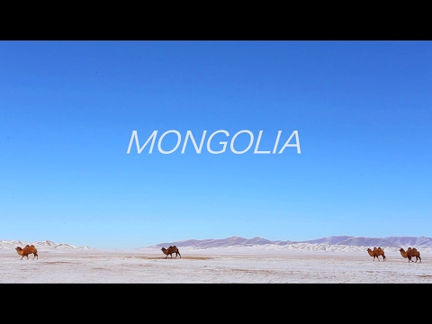 10 days in Mongolia