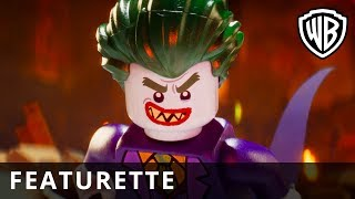 The LEGO® Batman™ Movie - Clip - Warner Bros. UK