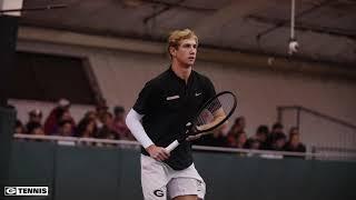 Georgia Tennis Hype Video 2