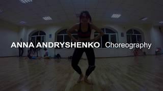 Contemporary Dance Solo / HAIM - My Song 5 (Movement Version) / Anna Andryshenko Choreography