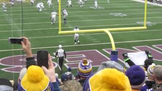 Seahawks vs Vikings in Minneapolis Dec. 6, 2015 [Opening Kick Off]