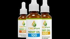 CBDPure Oil Review