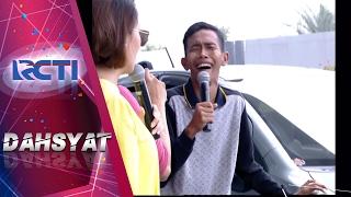 Dede Mau Nangis, Mobilnya Dibongkar [Dahsyat] [16 Feb 2017]