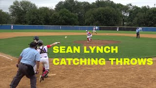 SEAN LYNCH CLASS OF 2020 CATCHING THROWS HIGHLIGHTS FOR 2018