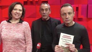 LE MANNEQUIN CHALLENGE DE THIERRY ARDISSON ERIC DUSSART ET JADE... - RTL - RTL