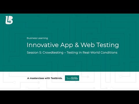 Crowdtesting – Testing