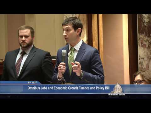 Senate Passes Jobs and Economic Growth Bill