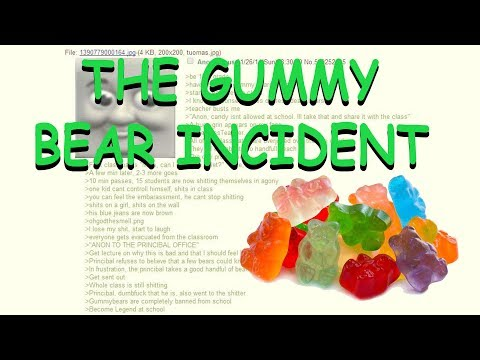 The Gummy Bears Incident