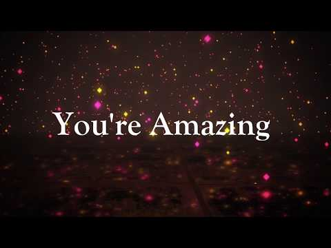 Amazing by Ricky Dillard and New G - Lyric Video