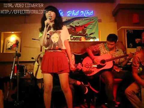"""Nguyễn Thanh Hòa"""" Bay"""" Tại Cafe Phố Nhỏ SBD 09"""