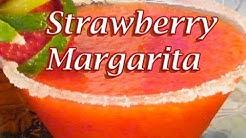 Fresh Strawberry Margarita Recipe - Margarita Recipes - TheFNDC.com